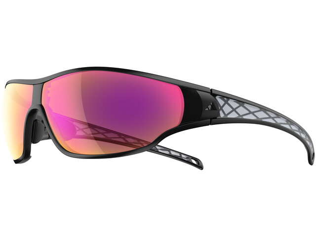 adidas Tycane L Glasses black matt/lst vario purple